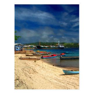 Carte Postale Îles Salomon