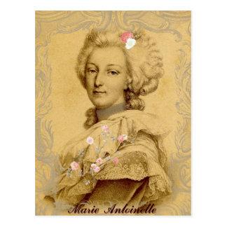 Carte Postale Illustration d'art changée par Antoinette de Marie