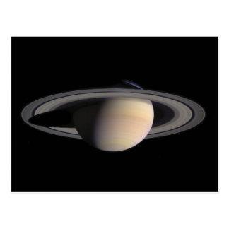 Carte Postale Image merveilleuse de Saturn de la NASA