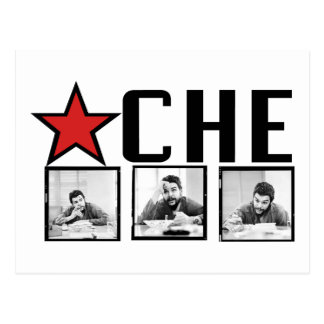 Carte Postale Images de Che Guevara !
