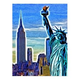 Carte Postale Images de New York