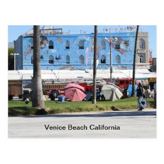 Carte Postale IMG_1672, plage la Californie de Venise