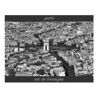 Carte Postale IMG_2588_2, Arc de Triomphe, Paris