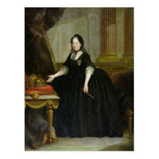 Carte Postale Impératrice de Maria Theresa de l'Autriche