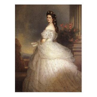 Carte Postale Impératrice Elisabeth - Sisi - Franz Xaver