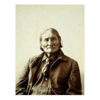 Carte Postale Indien d'Amerique indigène de Geronimo (Guiyatle)
