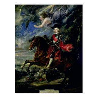 Carte Postale Infante cardinal Ferdinand