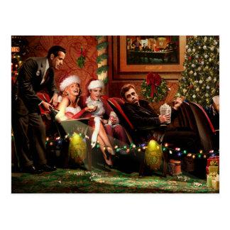 Carte Postale Intermède de Noël