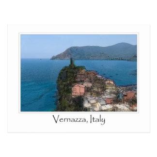 Carte Postale Italien la Riviera de Cinque Terre Italie |