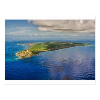 Carte Postale Iwo vers l'île d'Iwo Jima