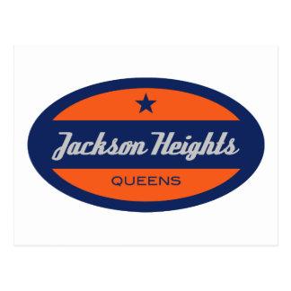 Carte Postale Jackson Heights