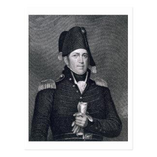 Carte Postale Jacob Jennings Brown (1775-1828) gravé par le