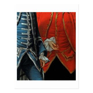 Carte Postale James Grant de Grant, John Mytton, T honorable