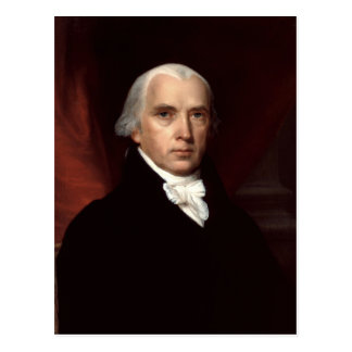 Carte Postale James Madison