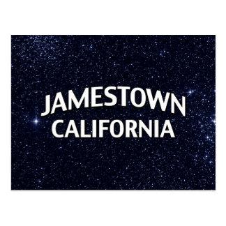 Carte Postale Jamestown la Californie