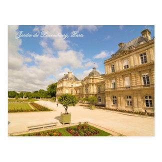 Carte Postale Jardin du Luxembourg à Paris