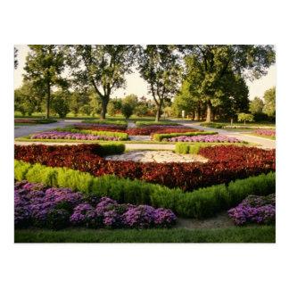 Carte Postale Jardins botaniques, les annuaires, Montréal, C