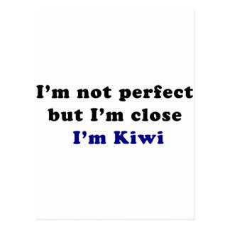 Carte Postale Je suis kiwi