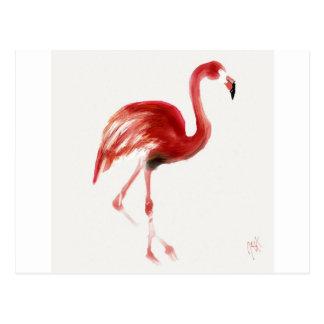 Carte Postale Je suis rose