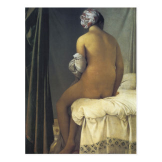 Carte Postale Jean Auguste Dominique Ingres 1808