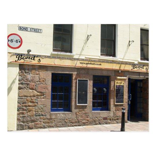 Carte Postale Jersey - St. Helier - Bond's