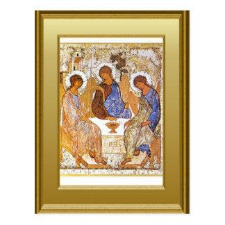 Carte Postale Jésus et ses disciples
