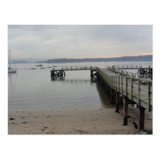 Carte Postale Jetée sur le port de Poole