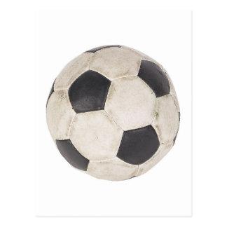 Carte Postale Jeu de football de Footie du football de fan de