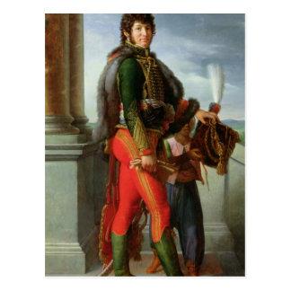 Carte Postale Joachim Murat 1801