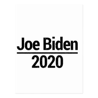 Carte Postale Joe Biden 2020