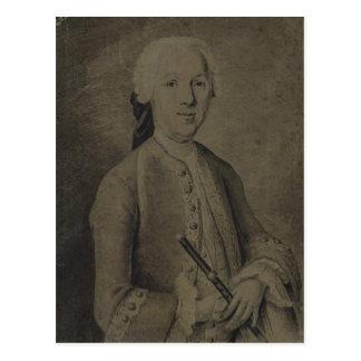 Carte Postale Johann Joachim Quantz