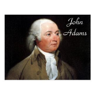 Carte Postale John Adams