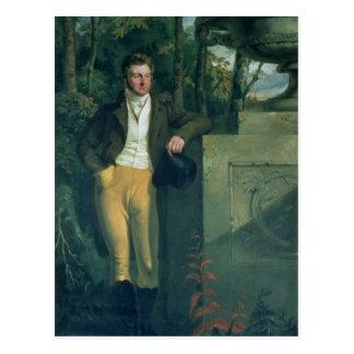 Carte Postale John Charles, 3ème comte Spencer