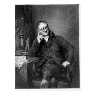 Carte Postale John Dalton