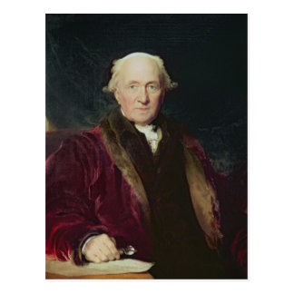 Carte Postale John Jules Angerstein, 1816