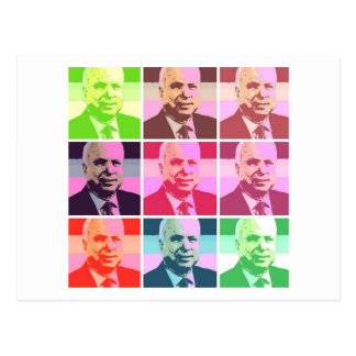 Carte Postale John McCain