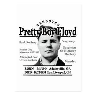 Carte Postale Joli garçon Floyd de bandit