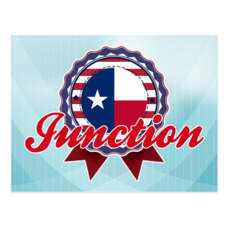 Carte Postale Jonction, TX