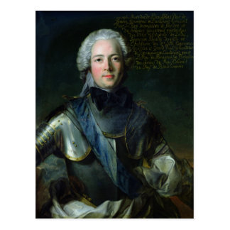 Carte Postale Joseph-Marie Duc de Boufflers