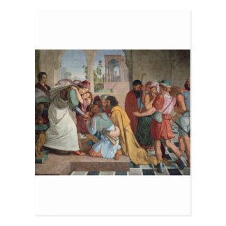 Carte Postale Joseph s'indique à ses frères - Cornélius