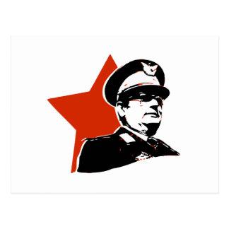 Carte Postale Josip Broz Tito Jugoslavija