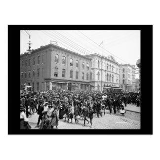 Carte Postale Jour d'émancipation, Richmond, Va. c1905