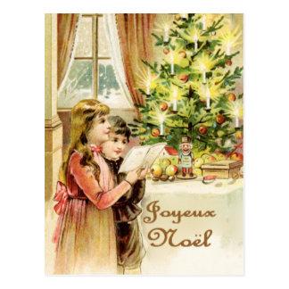 Carte Postale Joyeux Noel