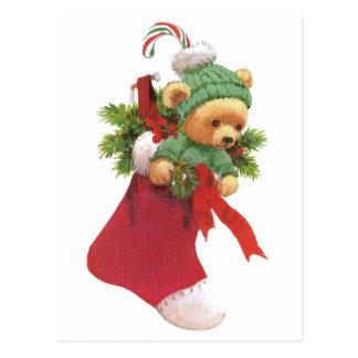 Carte Postale Joyeux Noël de Beary