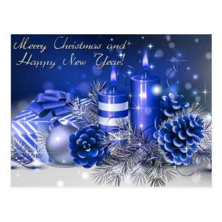 Carte Postale Joyeux Noël et bonne année