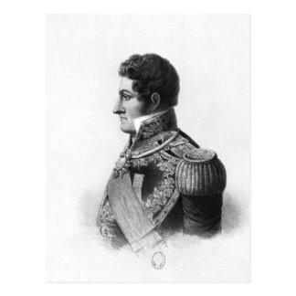 Carte Postale Juan Manuel de Rosas