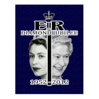 Carte Postale Jubilé de diamant