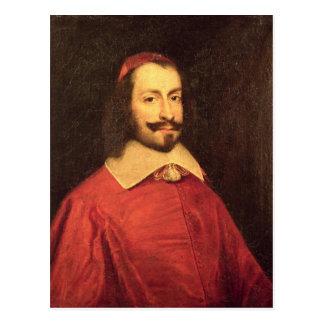 Carte Postale Jules cardinal Mazarin