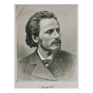 Carte Postale Jules Emile Massenet