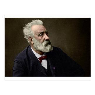 Carte Postale Jules Verne en 1892